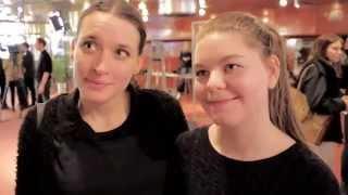 "MovieZine möter tjejerna i ""Cirkeln"""
