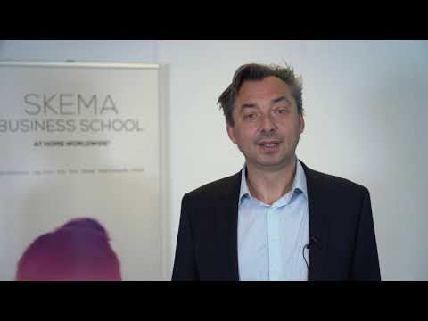 Five questions to the director of SKEMA's Global Executive MBA programme