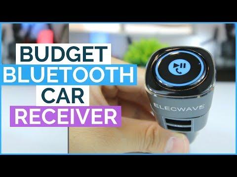 Best Bluetooth Car Adapter Under $20? - Elecwave Bluetooth Car Receiver Review