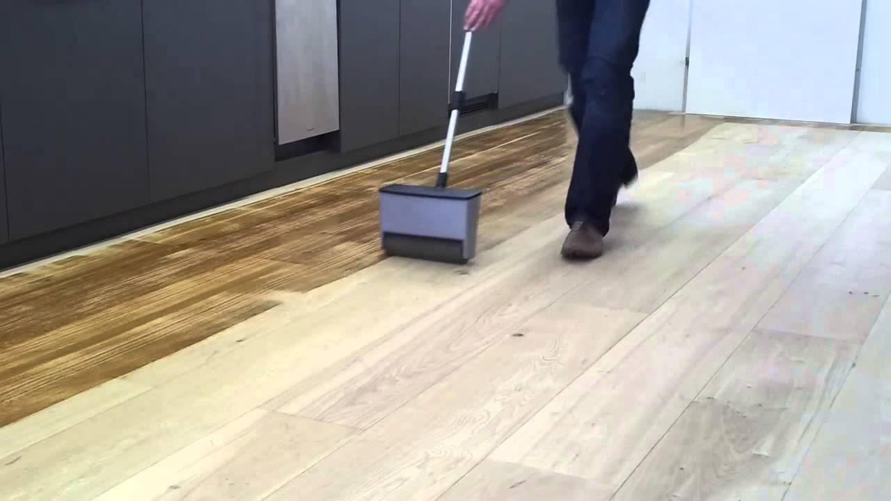 Houten Vloeren Breda : Instructies woca oil applicator alma parket houten vloeren breda