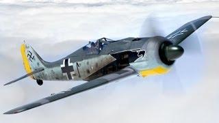 New Dynam Focke-Wulf RC Warbird