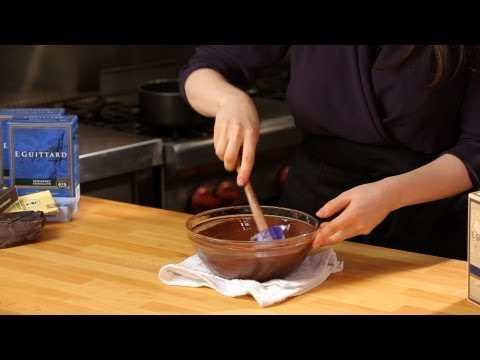 How to Temper Chocolate | Candy Making