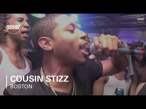 Cousin Stizz Boiler Room Boston Live Set
