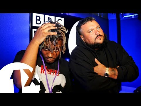 Juice WRLD Freestyles for Charlie Sloth on The 8th