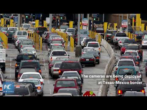 Facial recognition cameras to be developed at US-Mexico border