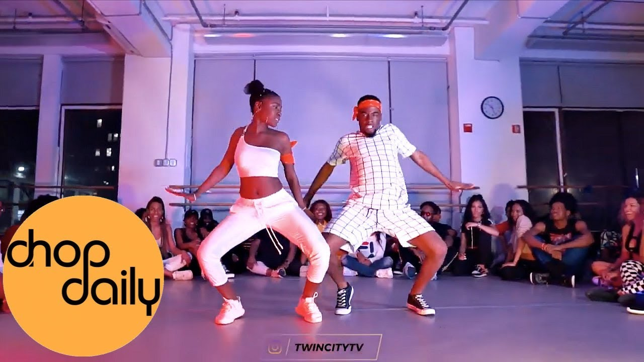 Download Larry Gaaga ft Wizkid - Low (Dance Class Video Couple's Edition) | Ornella Degboe Choreography