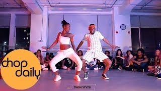Larry Gaaga ft Wizkid - Low (Dance Class Video Couple's Edition)   @ornella_nella Choreography