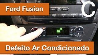 Dr CARRO Ford Fusion Ar Condicionado Defeito Intermitente - Resolva sem desmontar o painel