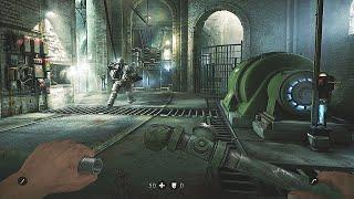 Prison Escape - Wolfenstein The Old Blood