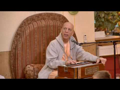 Шримад Бхагаватам 4.19.39-42 - Прахладананда Свами