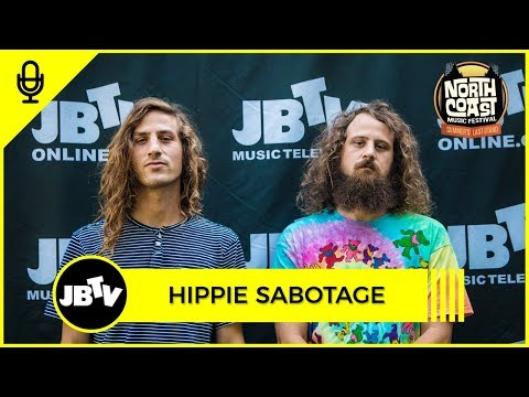 Hippie Sabotage Interview | North Coast Music Festival 2017