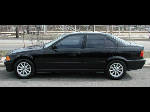 1997 bmw 318i black e36 body style youtube. Black Bedroom Furniture Sets. Home Design Ideas