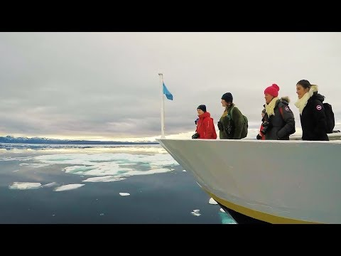 Exploring Greenland & the Canadian High Arctic