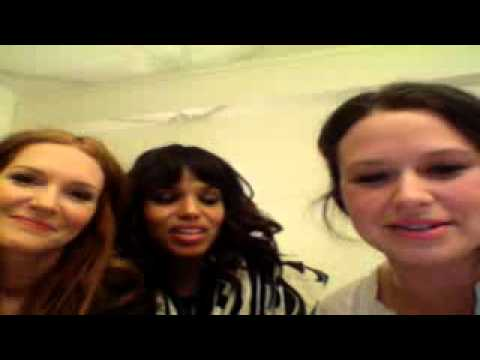 Kerry Washington, Katie Lowes & Darby Stanchfield Talk