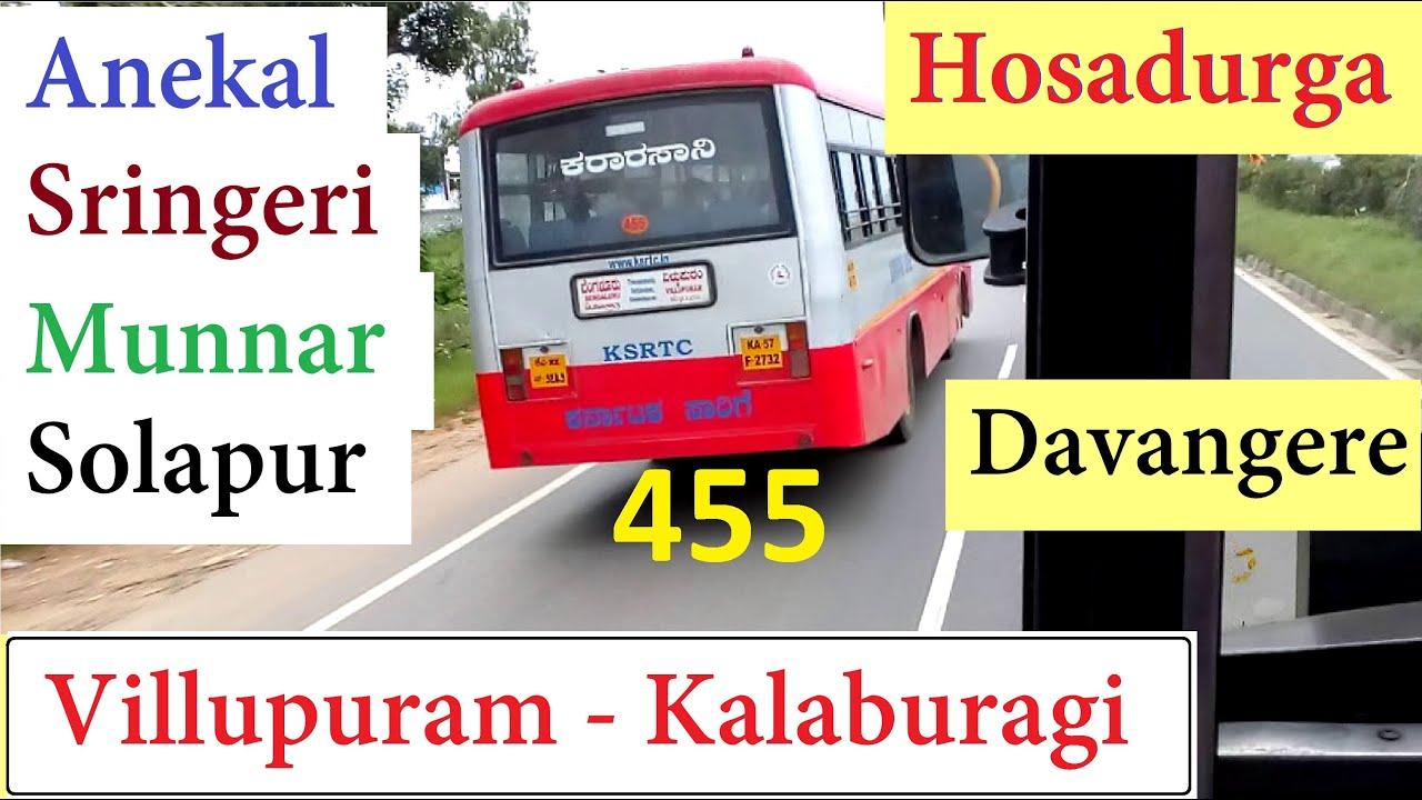 KGF - Kateelu | Tiruvannamalai - Yadagiri | Tirupati - Chikkamagaluru | Hulikal - Bengaluru
