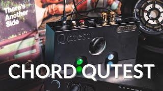 Giới thiệu, đánh giá nhanh Chord Qutest - DAC mới , nhỏ xinh của Chord Electronics