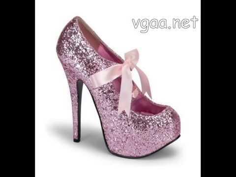 be13d858e8541 ▷ 2014 Yılının En Güzel Abiye Ayakkabı Modelleri - YouTube