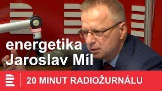 Jaroslav Míl: Bez politické shody nemá smysl projekt výstavby jaderných bloků zahajovat