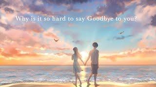 """まかろんK × 宇井かおりコラボ """"Why is it so hard to say Goodbye?"""""""