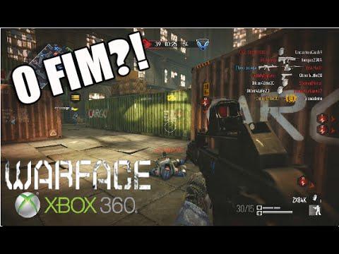 Warface para xbox 360 - O fim?! Por que o warface de xbox 360 acabou?