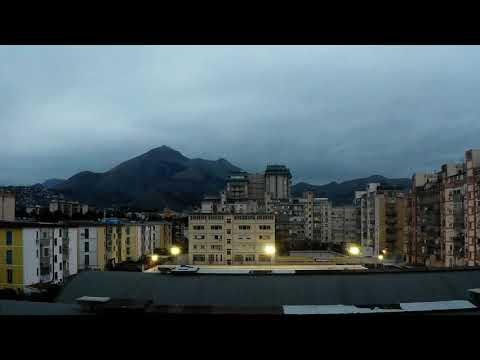 02/04/2020 Palermo giorno 25 time lapse quarantena corona virus