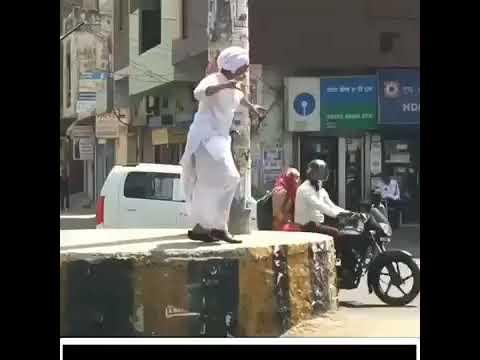 Bhole dega not chapan ki machine (tau ka mast dance)