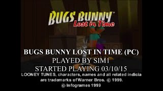Longplay 003 - Bugs Bunny Lost in Time PC