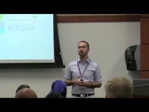 Mobile Eye Tracking in User Experience Design - Andrew Schall - UX+DEV SUMMIT 2016
