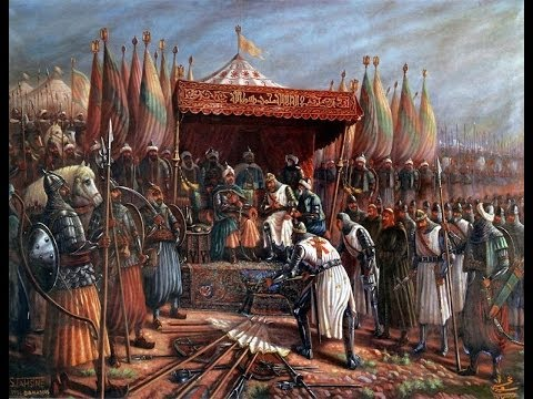 Crusades The Battle Of Hattin YouTube - Major battles of the crusades