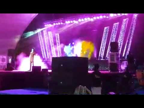 vinu live platback on tarang part 2
