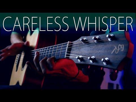 George Michael - Careless Whisper⎪Sweet Acoustic Guitar