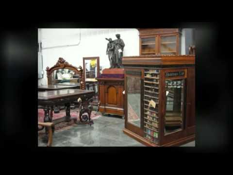 Unique Antique Furniture & Collectibles at Bradford's Antiqu