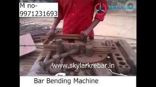 Skylark Reinforcement Rebar Bending Machine / Bar Bending Machine / Rebar Bender