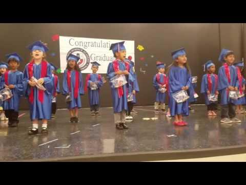 Fulton Science Academy Private School Kindergarten Graduation