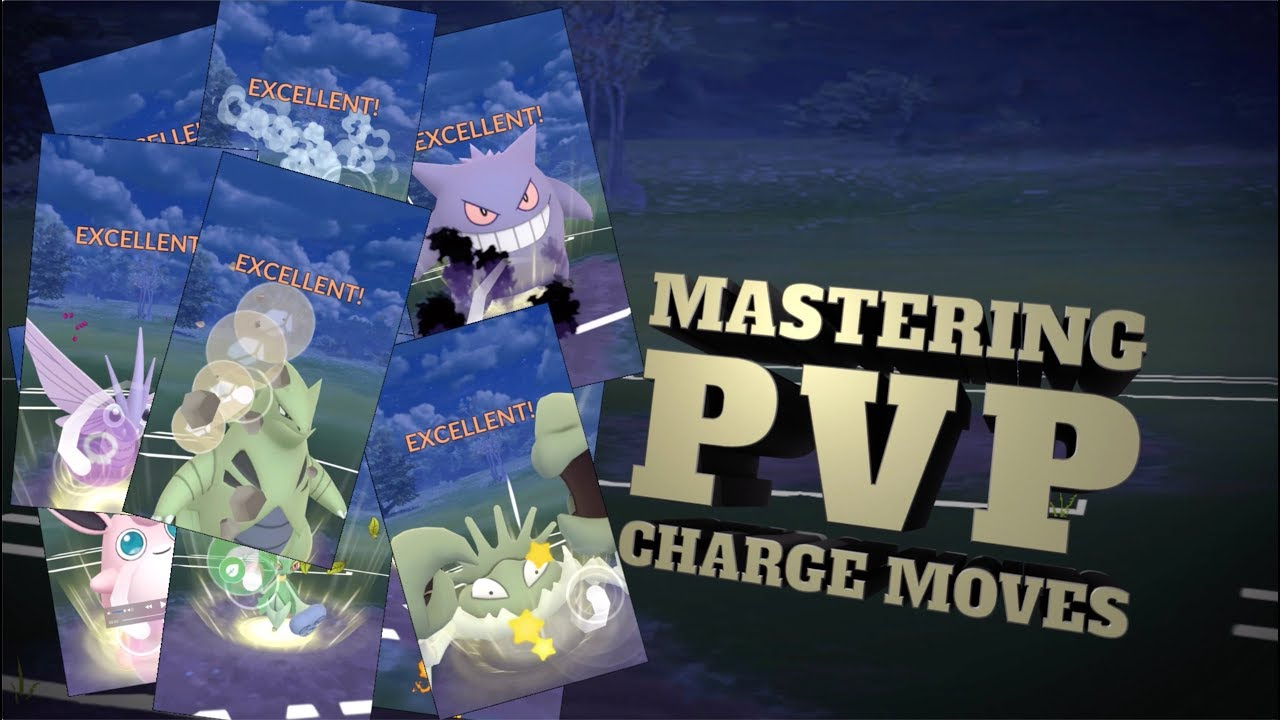 Pokémon Go - Mastering PVP Charge moves - How to get Excellent every time!