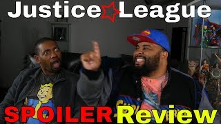 """""""Justice League"""" SPOILER Review and Breakdown!"""