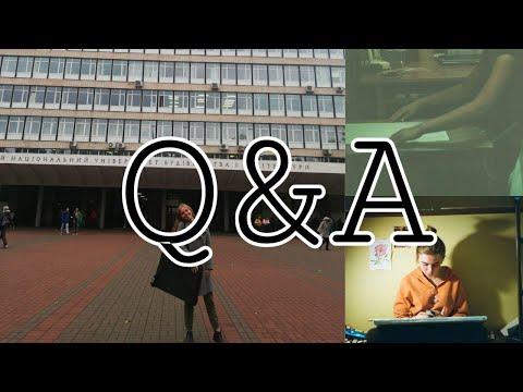 Q&A   Навчання, університет, одногрупники   DIANAGUMENNA