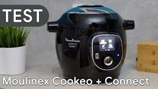 Test du Moulinex Cookeo+ Connect 200 recettes : le bluetooth à la rescousse !