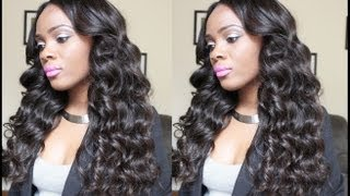 How To: Beyonce Hairstyles Tutorial & Collab VincyGlamour & Icyunvme0912 Thumbnail