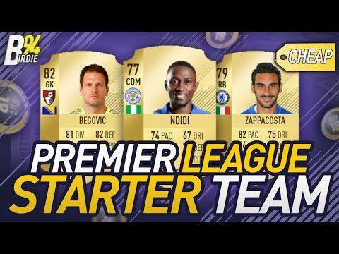 Fifa 18 Starter Team