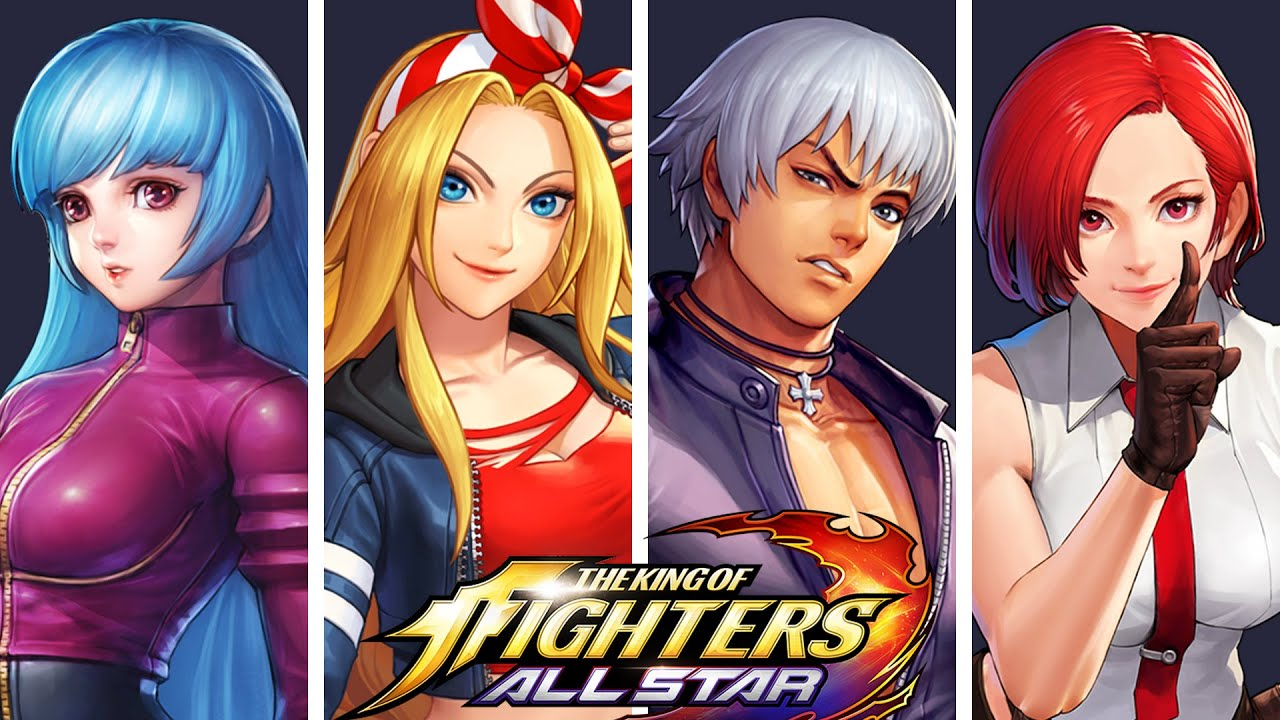 The KING of FIGHTERS: ALL STAR - All SupeR Moves! ('99-2019)