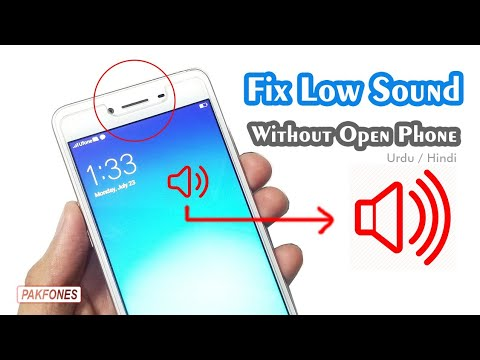 Fix Low Speaker Sound on any Smartphone without opening your phone – #pakfones