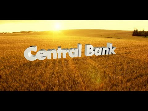 We are Central Bank.