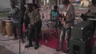 Nana Tabiri (s3 asa) and bribi besi! performance at Manso Nkran