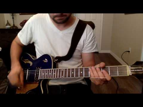 Jesus Culture - Alive In You - Electric Guitar Tutorial and Helix Preset Build