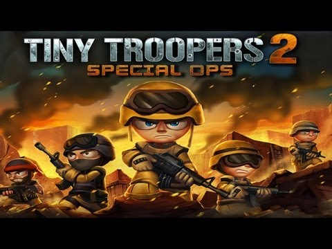 Official Tiny Troopers 2: Special Ops Launch Trailer