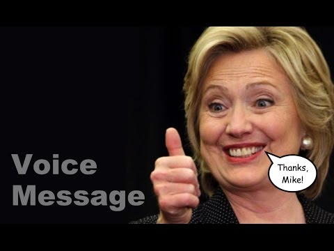 Viewer Wants Mike to Stop Telling Hillary Clinton How to Win Over Millennials | Voice Message
