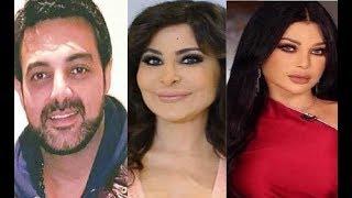 هيفا وهبي تكشف الأسباب التي دفعت إليسا لإتخاذ قرار الإعتزال وإبن محمود ياسين يفجر غضبه