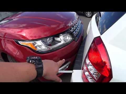 """🌶️""""CHILE RED"""" DE LUXO!! 2014 LAND ROVER SPORT HSE 4WD 3.0L V6 24V 340HP. PREÇO NOS ESTADOS UNIDOS."""