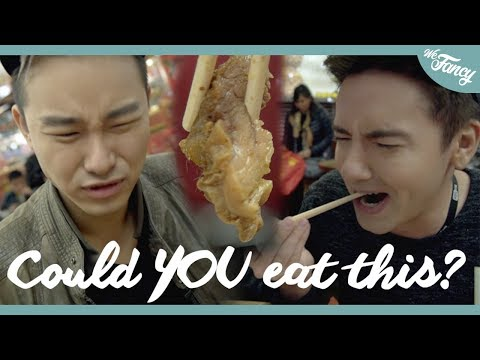 Top 5 Chinese Foods That Will Surprise You Feat. Smiling Boris
